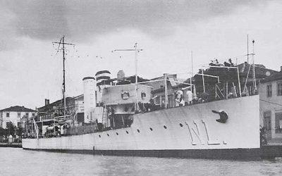 """Romania`s torpedo boats: """"Zmeul"""", """"Sborul"""", """"Nãluca"""". Part I"""