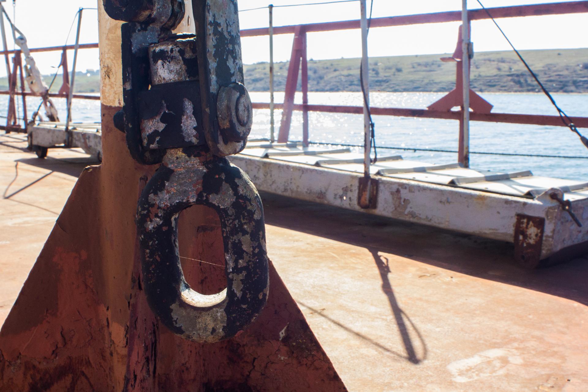 salvarea canonierei Eugen Stihi