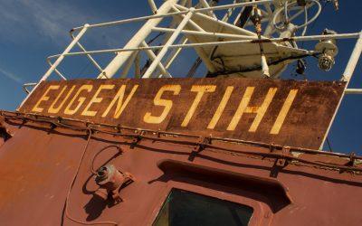 Salvarea canonierei Eugen Stihi. Ce-ar putea să fie.