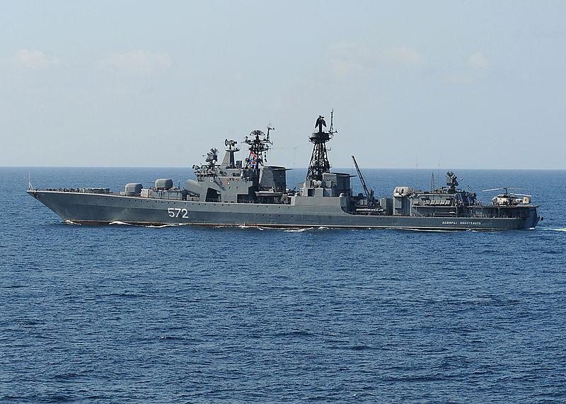 stiri marina rusa