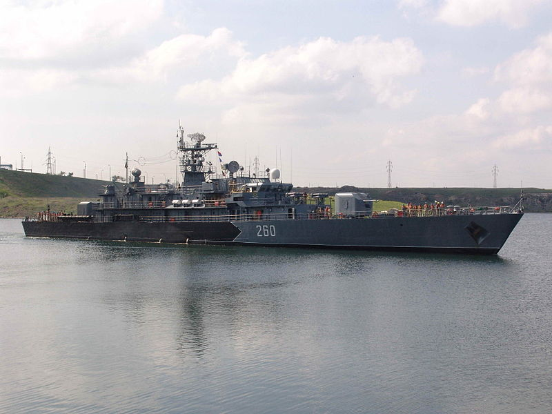 amiralul petre barbuneanu
