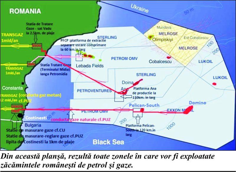 Marea Neagra Rusia gaz
