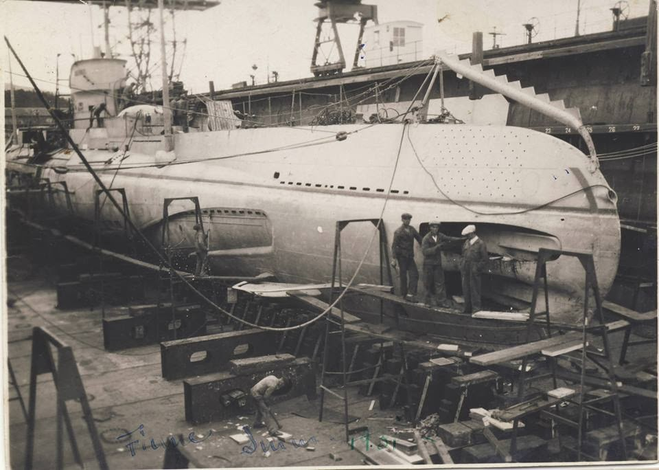 submarinul Delfinul