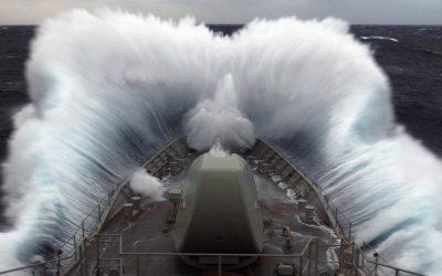 Termenul săptămânii: calităţile nautice ale navelor