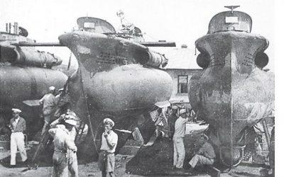 Submarinele României. Partea a V-a: Submarinele italiene. Sfârşitul