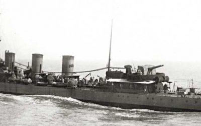 Flota României în anii '50