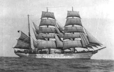 Termenul săptămânii: bricul Mircea – o navă barc