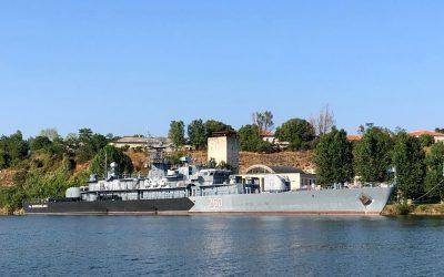 Corveta 260, Tetal I, Amiral Petre Bărbuneanu – sfârşit de carieră? Sau…