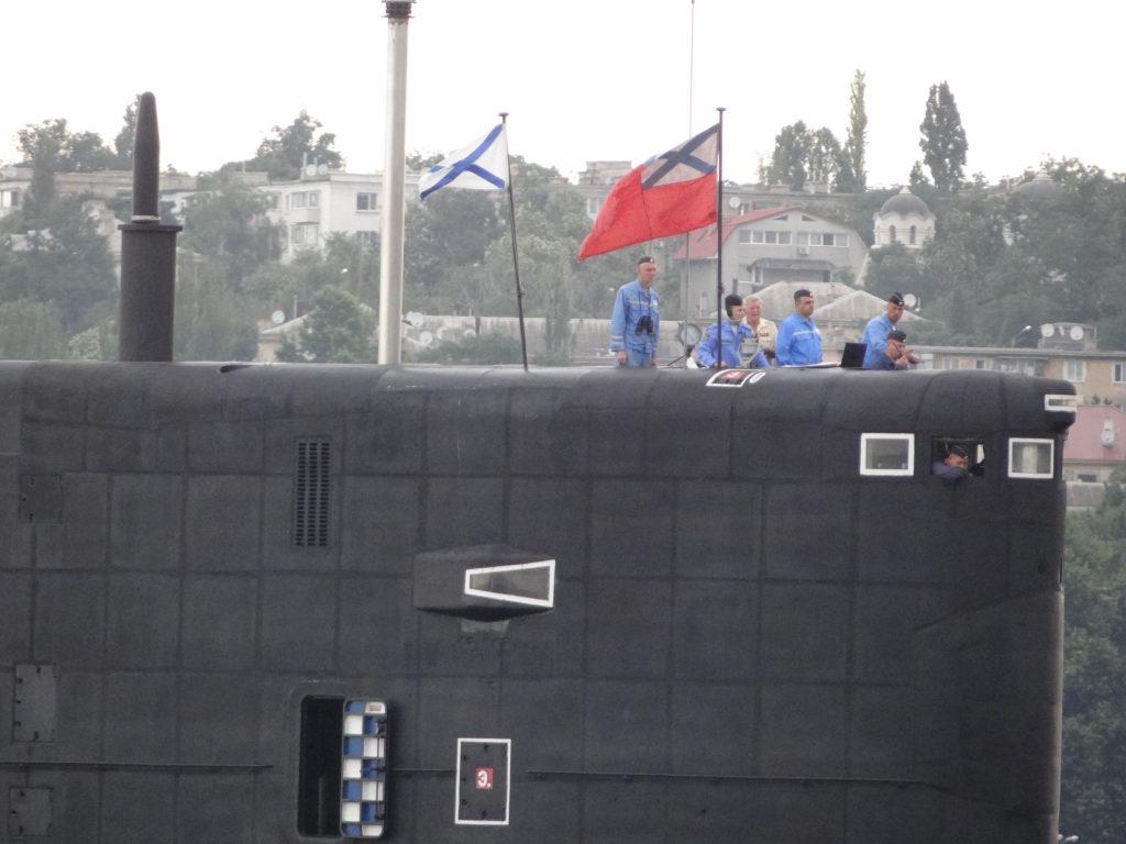 submarin Kilo Delfinul