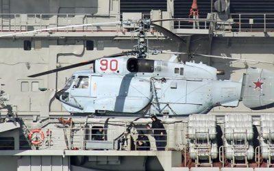 Noutăţi ruseşti la Marea Neagră