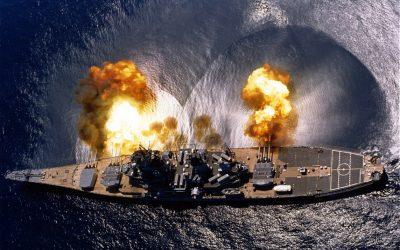 Termenul săptămânii: artileria navală și directorul de tir