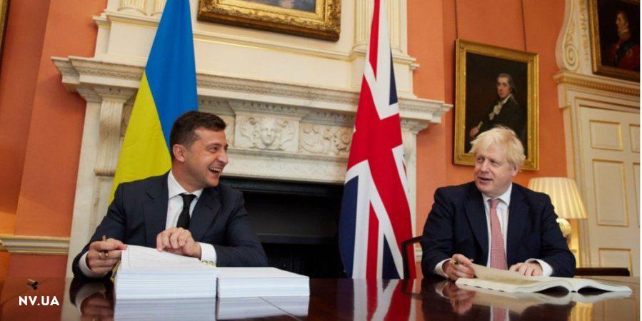 cooperarea anglo-ucrainiană