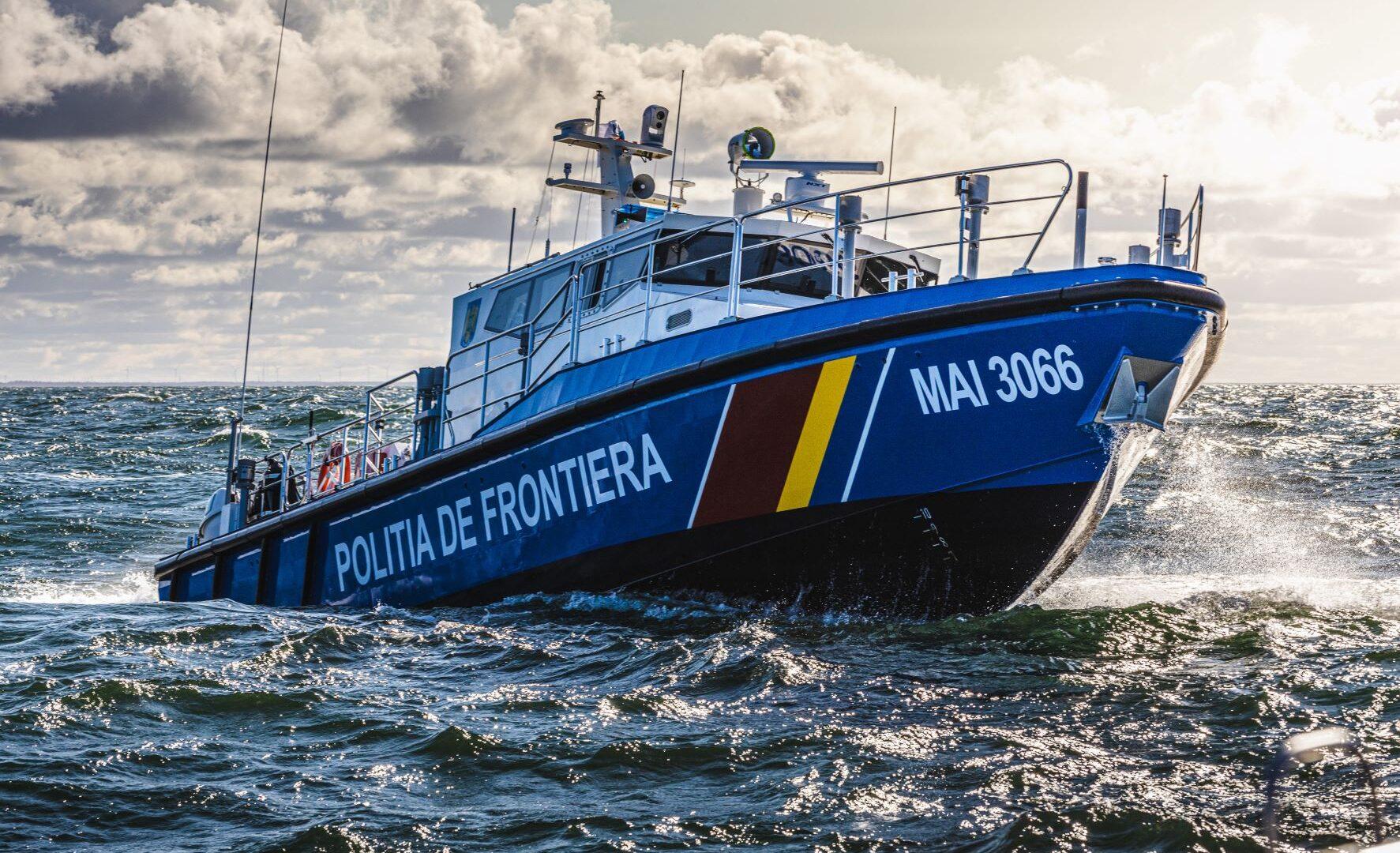 Nave noi pentru Garda de Coastă